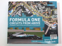 Formula One Circuits From Above (Jones 2017) 3rd edition
